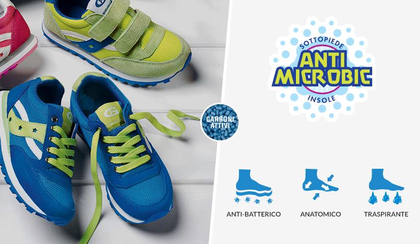 Anti microbic